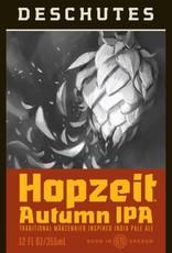 Deschutes 'Hopzeit' Autumn IPA 12oz Sgl