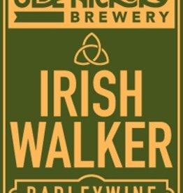 Olde Hickory Brewery 'Irish Walker 2018' English-style Barleywine 22oz