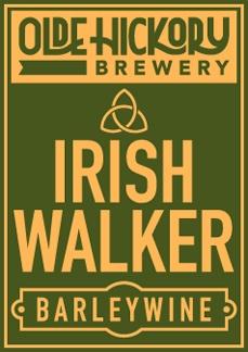 Olde Hickory Brewery 'Irish Walker 2018' English-style Barleywine 22oz
