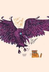 Fat Orange Cat 'The Raven' Chocolate Raspberry Porter 16oz (Can)