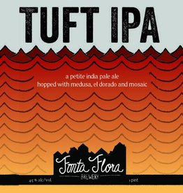 Fonta Flora Brewery 'Tuft' Petite IPA 16oz (Can)