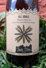 Fonta Flora Brewery 'All Souls' Mixed Culture Saison w/ Farro Bulgar 750ml