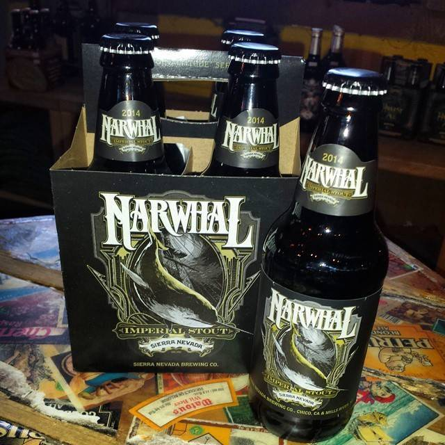 Sierra Nevada 'Narwhal' Imperial Stout 12oz Sgl