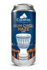 Catawba Brewing Co. 'Drum Circle Haze' DIPA 16oz (Can)