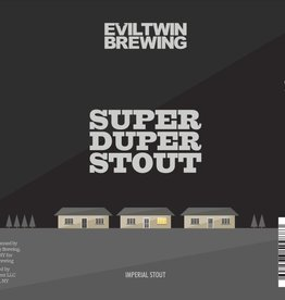 Evil Twin Brewing 'Super Duper Stout' 16oz (Can)