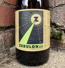 Zebulon Artisan Ales 'Double Dry Hopped Imperial Saison' for Lyudmila Pavlichenko 750ml