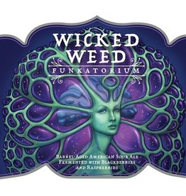 Wicked Weed 'Medora' Barrel Aged Sour Ale 500ml