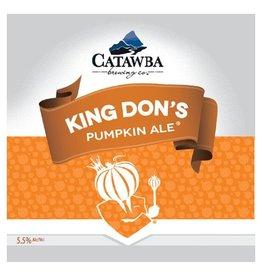 Catawba Brewing Co. 'King Don's Pumpkin Ale' 12oz (Can)
