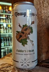 Newgrass 'Fiddlers Dream' Unfiltered American IPA 16oz (Can)