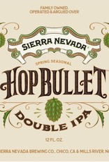 Sierra Nevada 'Hop Bullet' Double IPA 12oz (Can)