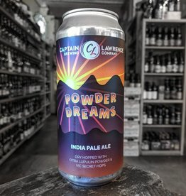 Captain Lawrence 'Powder Dreams' IPA 16oz (Can)