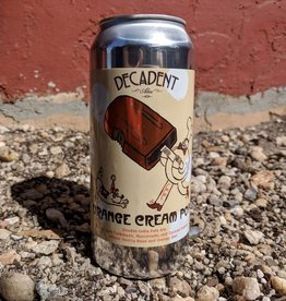 Decadent Ales 'Orange Cream Pop' Double IPA 16oz (Can)