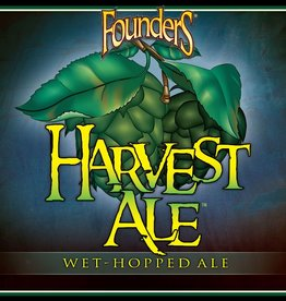 Founders Brewing Co. 'Harvest Ale' 12oz Sgl