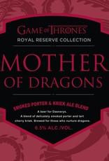 Ommegang 'Mother of Dragons' Smoked Porter & Kriek Ale Blend 750ml