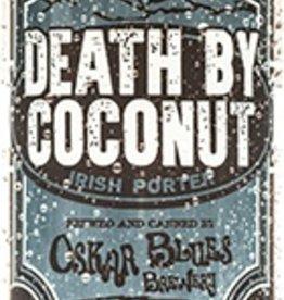 Oskar Blues 'Death by Coconut' Irish Porter 12oz (Can)