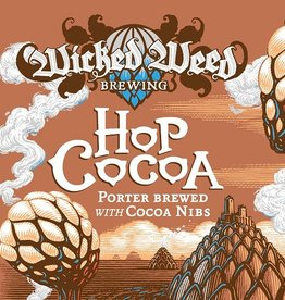 Wicked Weed 'Hop Cocoa' Porter 12oz (Can)