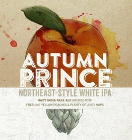 Haw River Farmhouse Ales 'Autumn Prince' Northeast-Style White IPA 16oz (Can)