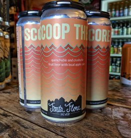 Fonta Flora Brewery 'Scoop The Core' Apple Beer 16oz (Can)