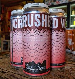 Fonta Flora Brewery 'Crushed Velvet' Rose Beer 16oz (Can)