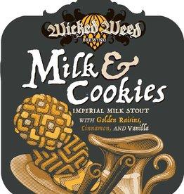 Wicked Weed 'Milk & Cookies' Imperial Milk Stout 500ml