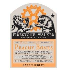 Firestone Walker 'Peachy Bones' Wild Peach Saison 375ml