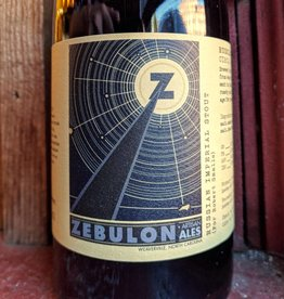 Zebulon Artisan Ales 'Russian Imperial Stout (for Robert Smalls)' 750ml