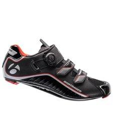 Chaussure Bontrager Circuit noir/rouge  ROUTE
