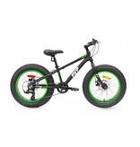 AVP 17 AVP Fat bike Junior 20po Noir/vert