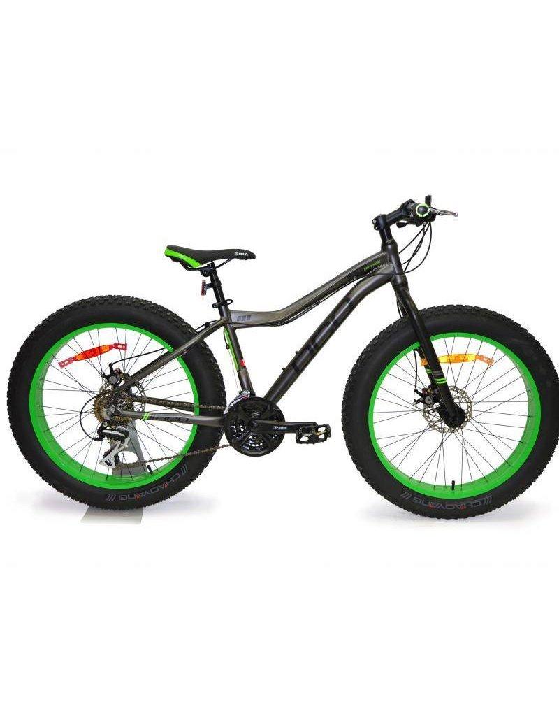 "DCO 17 DCO Realfat brother Fat Bike Junior 24"""