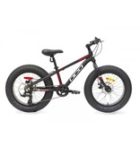 DCO 17 DCO Realfat Noir Fat bike Junior 20""
