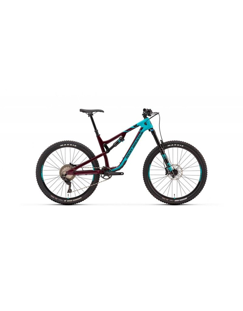 Rocky Mountain 18 Rocky Mountain Altitude 750MSL Large Turquoise