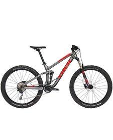 18 Trek Fuel EX 5 27.5+ Gris/Rouge