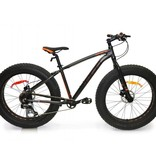 DCO 17 DCO Realfat Noir Fat bike Small