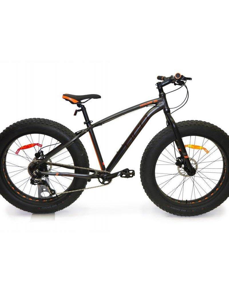 DCO 17 DCO Realfat Noir Fat bike Large