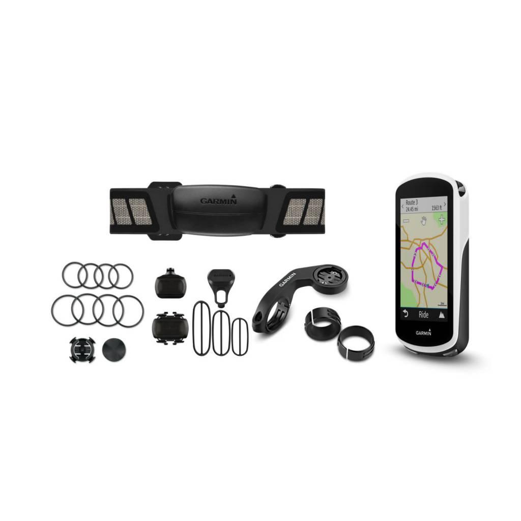 Garmin Garmin EDGE 1030 BUNDLE GPS avec Capteur vitesse cadence