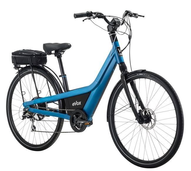 Evox 18 Evox City 780 Bleu