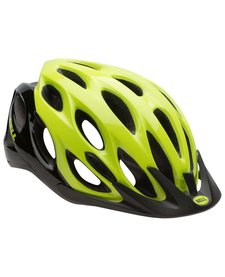 Casque Bell traverse jaune