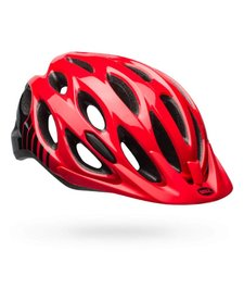 Casque Bell Traverse Rouge