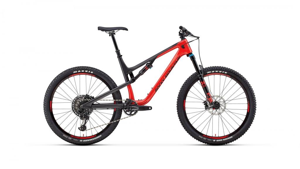Rocky Mountain 18 Rocky Mountain THUNDERBOLT C50 rouge