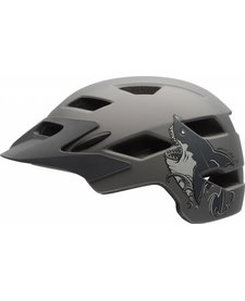 Casque BELL SIDETRACK GRIS REQUIN