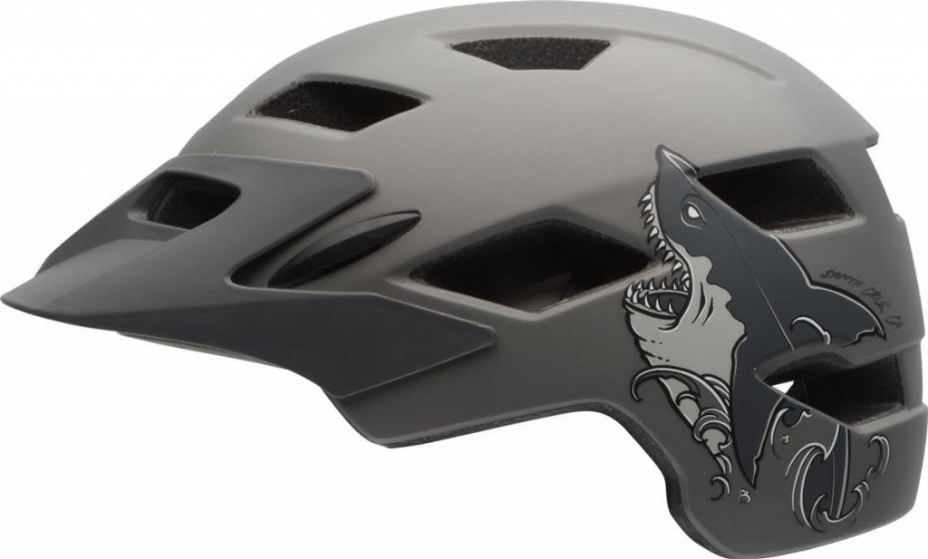Bell Casque BELL SIDETRACK GRIS REQUIN