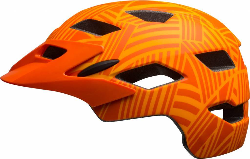 Bell Casque BELL SIDETRACK ORANGE