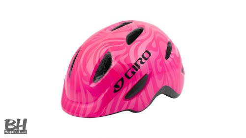 Giro Casque Giro SCAMP Rose SWIRL