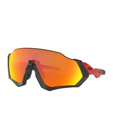 Lunette Oakley Flight Jacket Red Line / Priz Ruby Polarized
