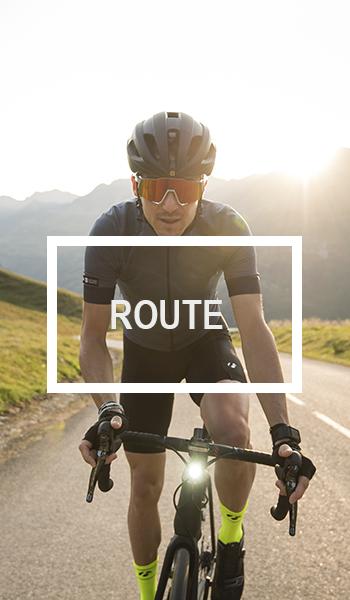 club cycliste vélo st-joseph route