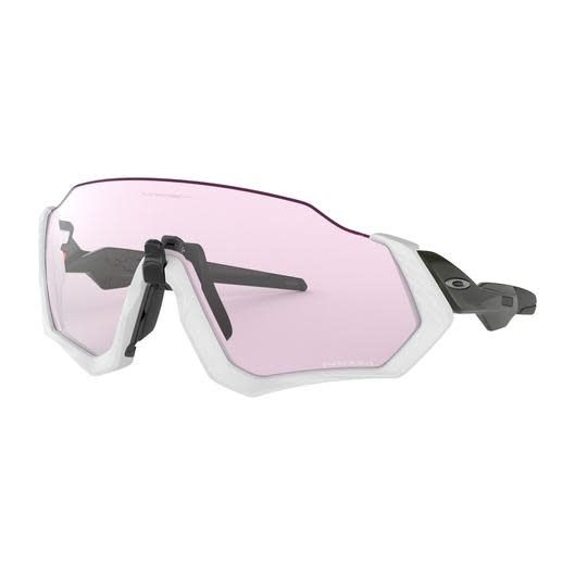 Oakley Canada lunette oakley flight jacket Low Light Carbon frame w/prizm