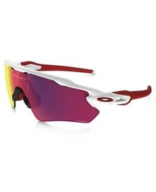 lunette oakley radar EV path polished white prizm road