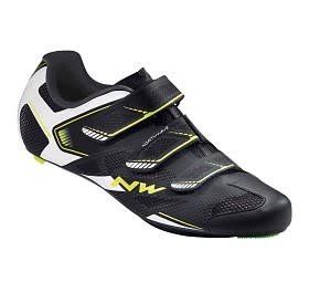 Northwave Northwave, Starlight 2, Road shoes, Black and yellow