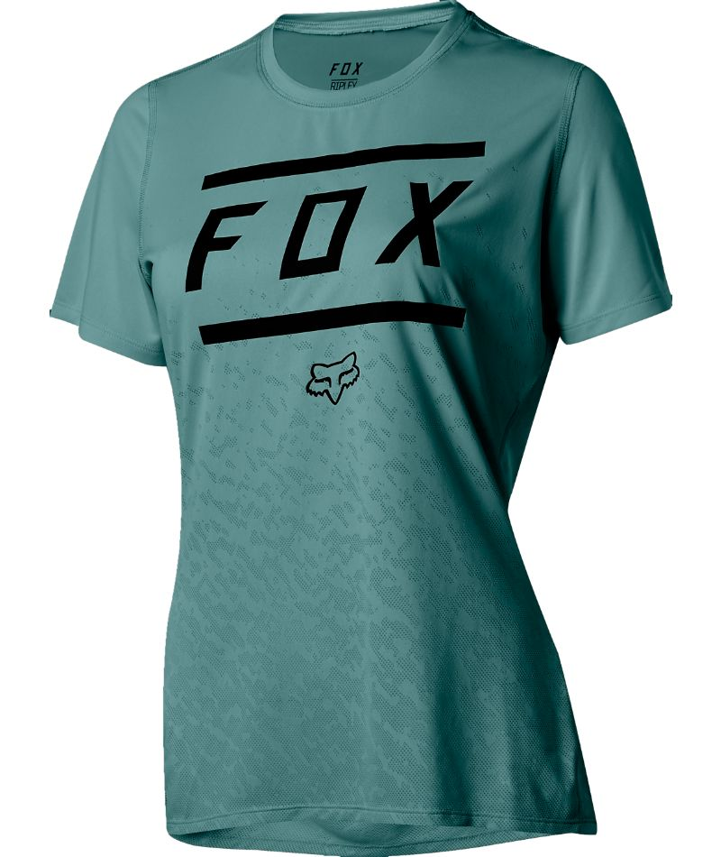 FOX Jersey Ripley Fox Turquoise