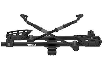 """Thule T2 PRO XT NOIR - 2 VELOS (1.25"""" REC.)"""